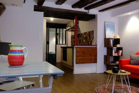 Appartement cosy au coeur du VIEUX-MANS
