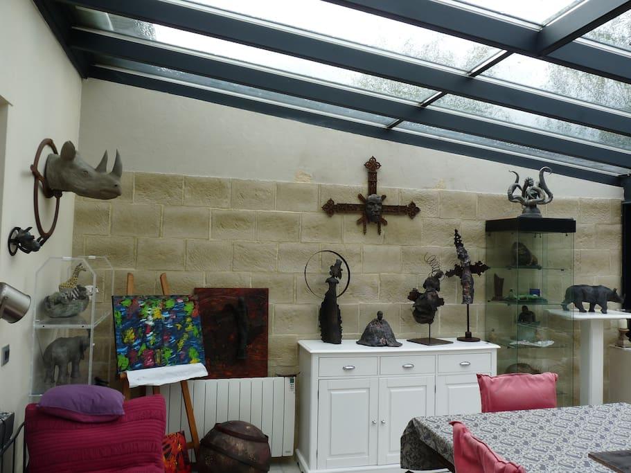 Maison d 39 artiste houses for rent in boissy sous saint for Maison d en france ile de france