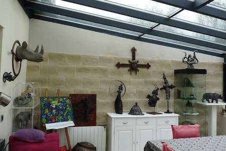 Maison d'Artiste - Boissy-sous-Saint-Yon