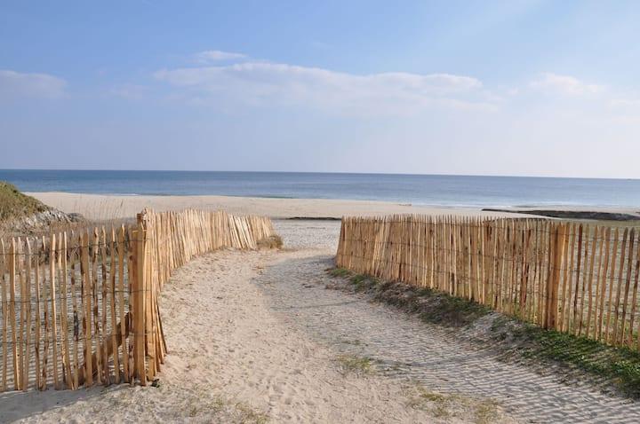 Location de vacance en Bretagne sud