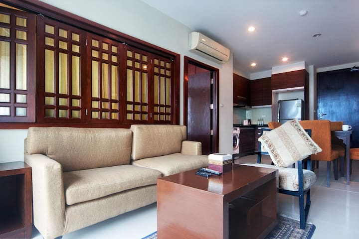 Fully Furnished Two Bedroom Suite - Ko Samui - Flat