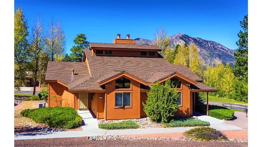 Enjoy the great outdoors with Flagstaff Resort!