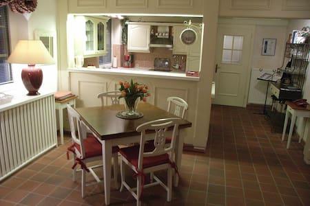 80 m² 4-Sterne-Wohnung in Rantum - Sylt - Appartement