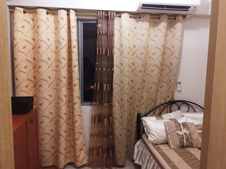 Fully Furnished 1bhk Unit for Rent in SMDC