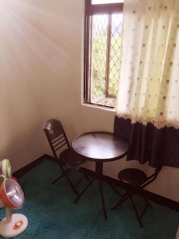 綠意盎然 Cozy Room near Tucheng MRT - Tucheng District - Pis