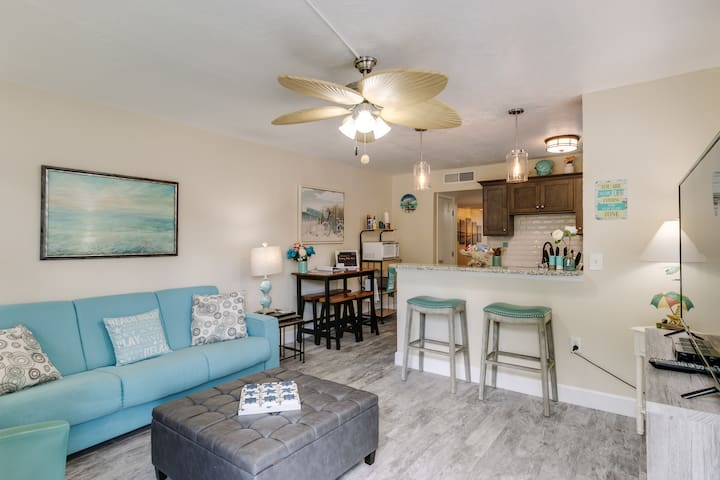 Sunny Side Up 2-Renovated & decorated for you!