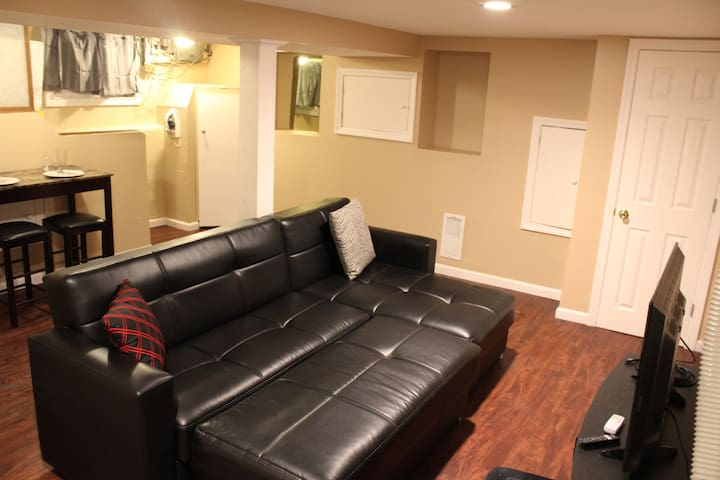 @SIFERRY Renovated Private Full Basement Apartment