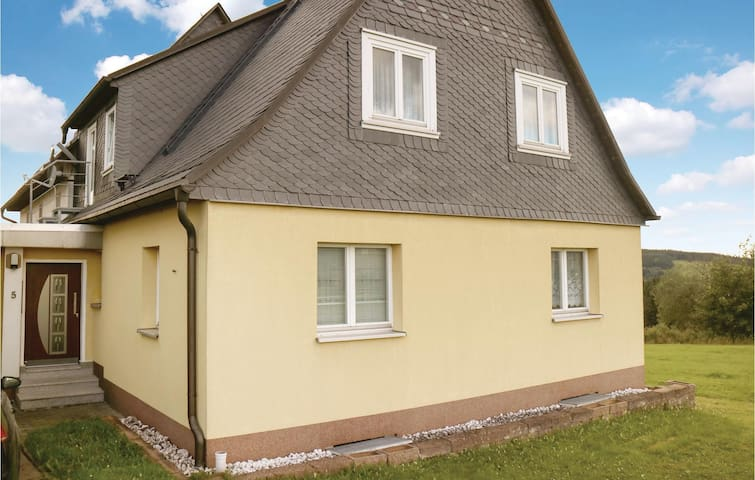 Holiday apartment with 1 bedroom on 49m² in Cursdorf