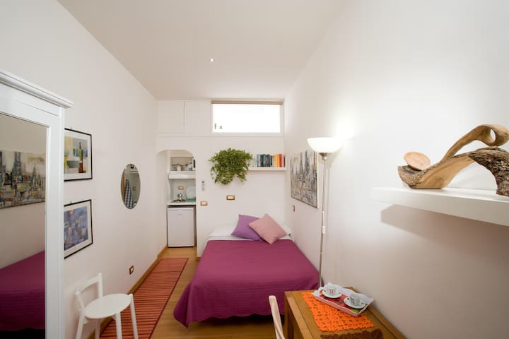 LoftTrastevere private studio