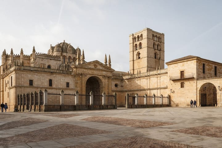 Acogedor apartamento en la Catedral de Zamora