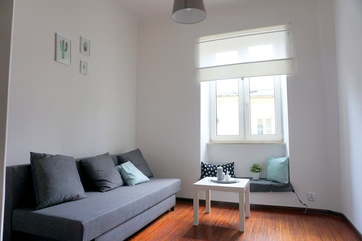 Apartment 'Wilcza' in the heart of Warsaw