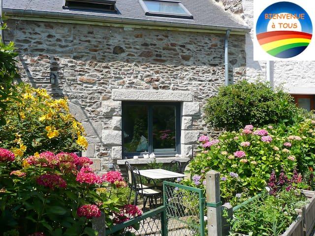A proximité de Dinan,Dinard,St Malo,Mont St Michel - Pleslin-Trigavou - Hus