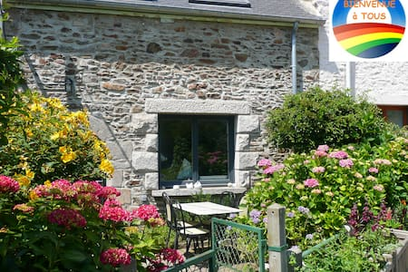 A proximité de Dinan,Dinard,St Malo,Mont St Michel - Pleslin-Trigavou - Ház