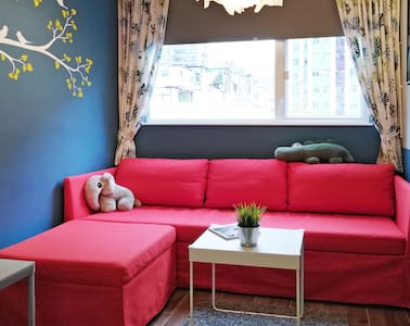 Stylish Comfortable Home  <2 minute walk to MTR>