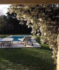 Casa Zona Norte con Pileta - Calida y Confortable