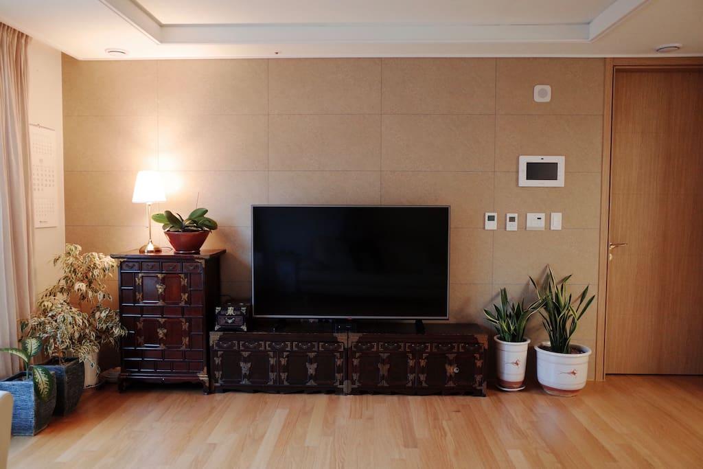 거실 / living room