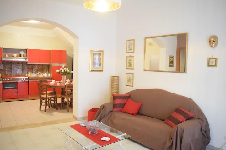 Casa vacanze Petronilla - Piano terra