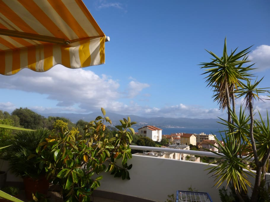 Chambre d 39 h tes ajaccio flats for rent in ajaccio for Chambre hote ajaccio