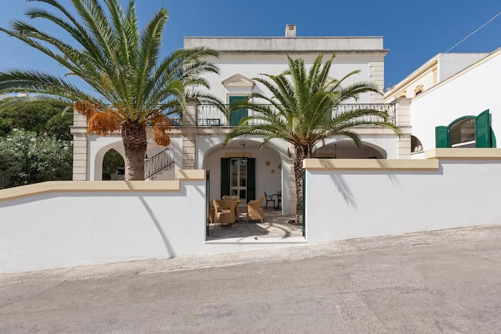 554Property at 100m from the Sea in S. M. di Leuca - Leuca - Villa