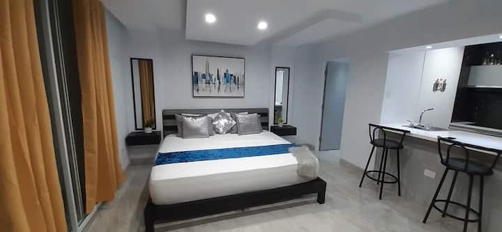 Isla Verde-Alambique Beach Modern Condominium
