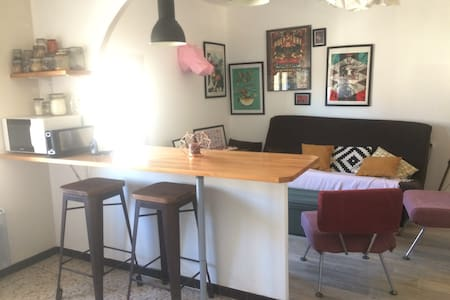 Cosy flat in town center - Montpellier