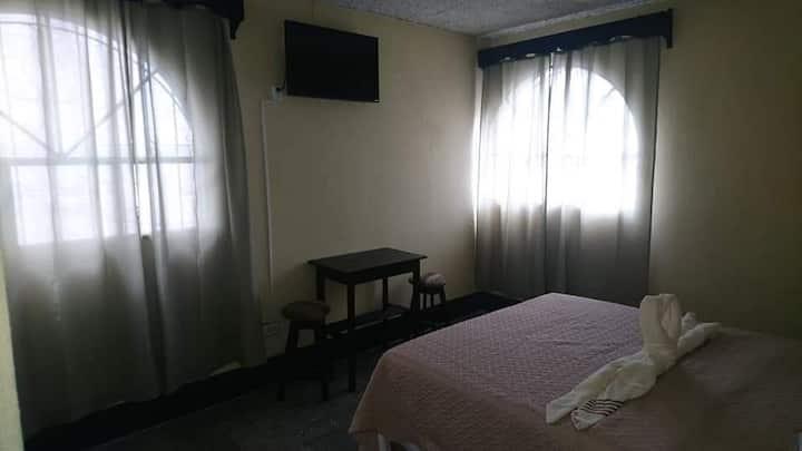 HOTEL VILLA DE SAN NICOLAS Habitacion 6