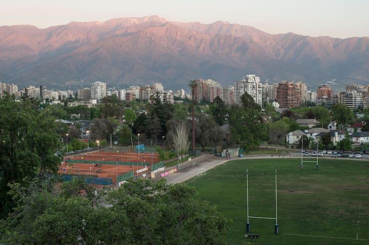 Andes View Terrace - Las Condes - Apartemen