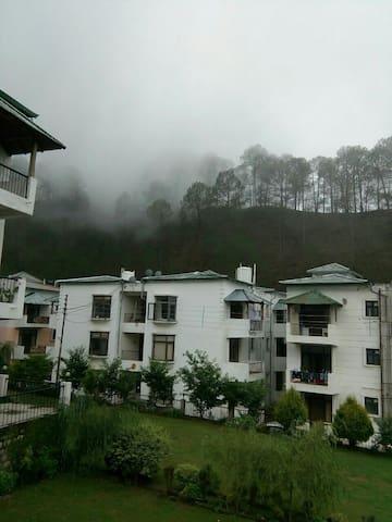 Studio flat in bhowali,Nainital