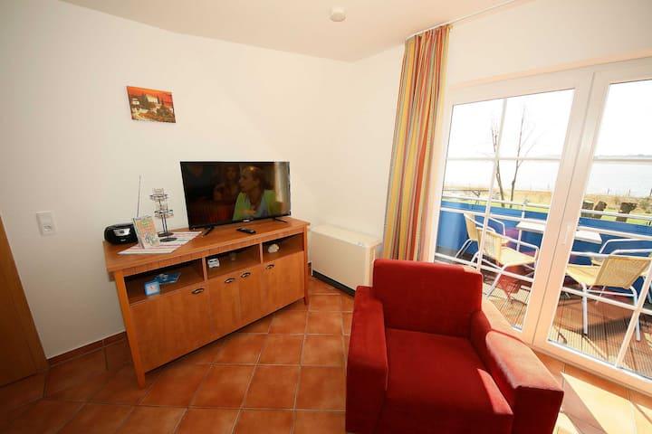 A: Ferienwohnung 11 Am Selliner See, Haus 2 Fewo 11 Am Selliner See mit Balkon