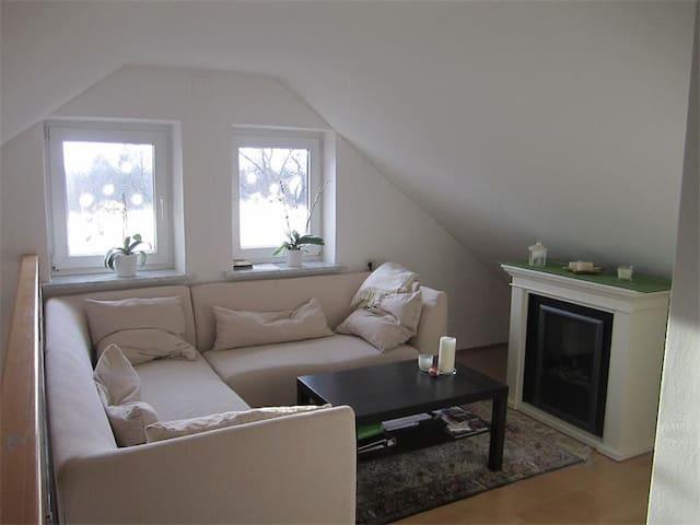 Zwischenmiete Juni-Nov.: helle, gepflegte Wohnung - Graz - Apartemen