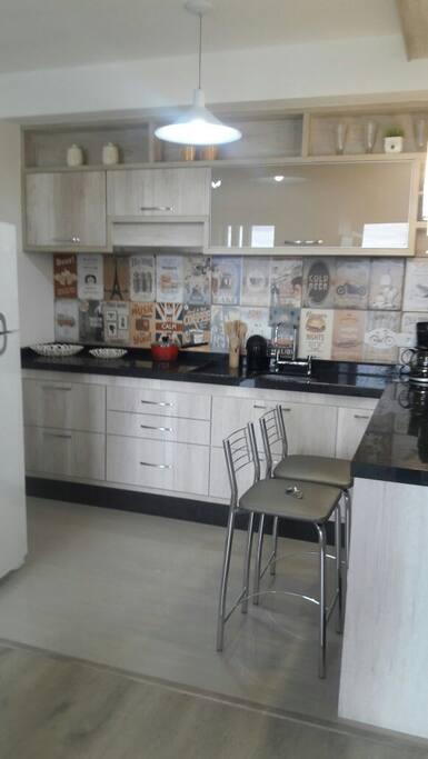 Cozinha - Vista2