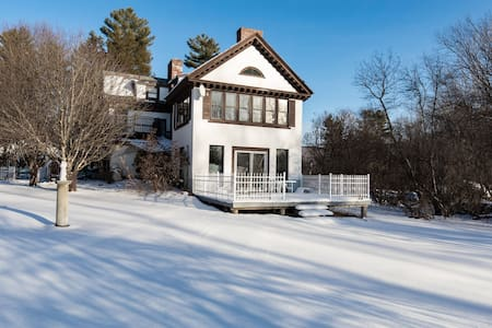 Picturesque Villa in Mendon near Rutland City Forest
