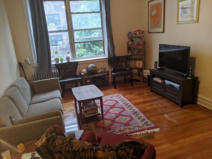 Entire Large 2 Bedroom - Crown Heights