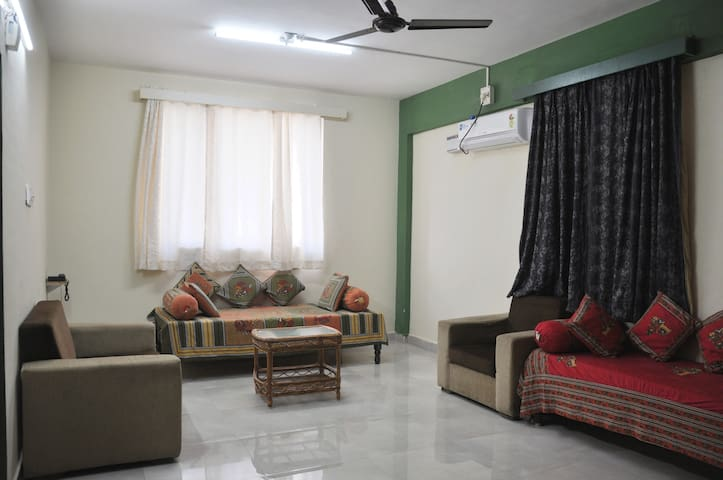Non Ac 2BHK Apartment