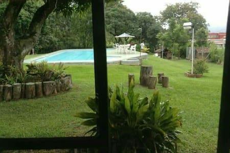 Finca de descanso en copacabana - copacabana