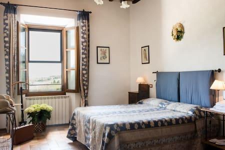 Agriturismo i Pianelli - Murlo - Lägenhet