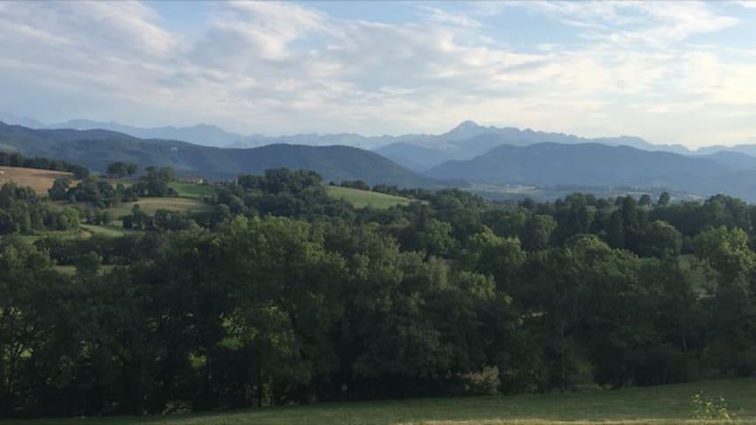 La ferme du Cazalas - Saint-Girons - Casa de huéspedes