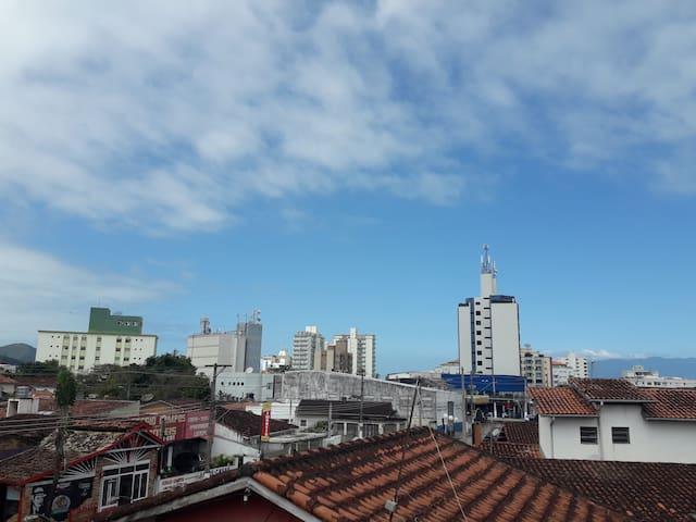 Apartamento no centro de Caraguatatuba