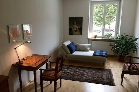 Hübsches individuelles Zimmer, ruhig - Munich - Apartemen