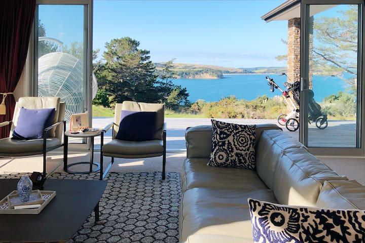 Luxury Golf Side House
