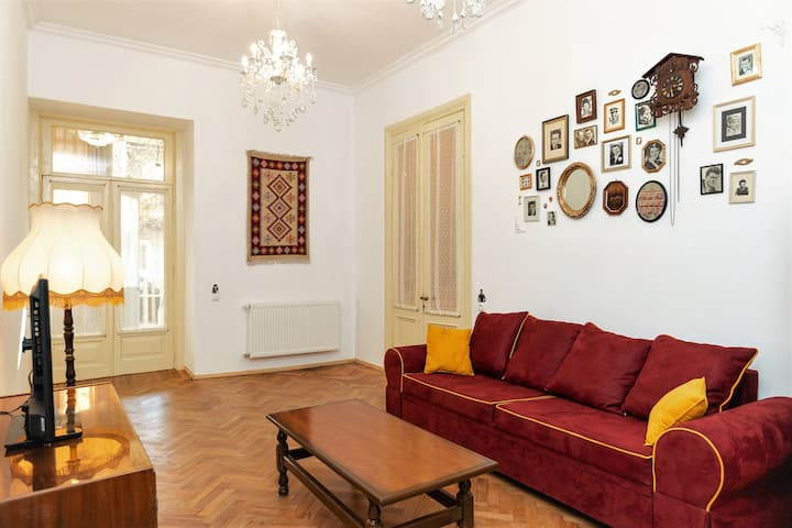 Cozy Vintage Flat in Old Tbilisi
