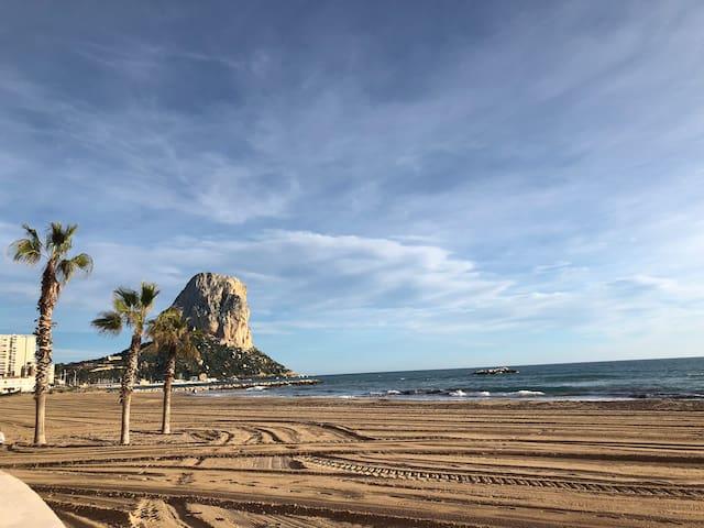 Apartamento 3 habitaciones a 5 minutos de la playa