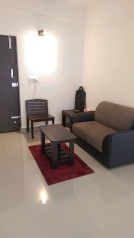 Spacious 1bhk with a Cozy Ambience - Bangalore - Byt