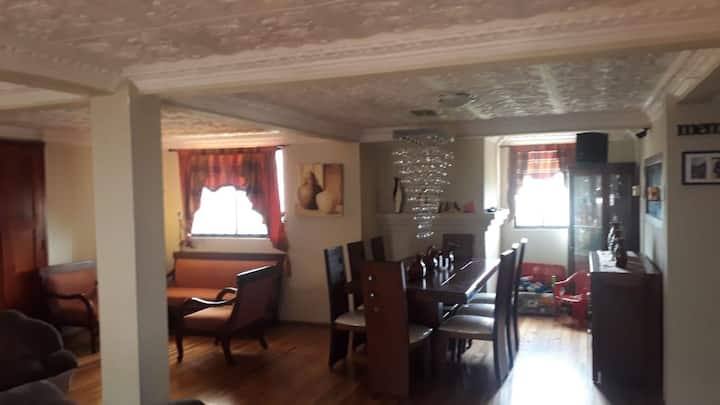 Cuenca apartamento de tres dormitorios