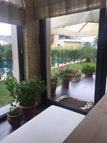 Dublex Luxery House With Garden in Istanbul. - Sarıyer - Pousada
