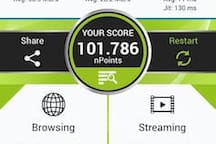 Private High-Speed Wifi 70/30 Mbps (download/upload)