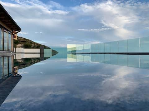 Suíte Demetra, moradia moderna e elegante em Villa