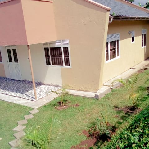 WiFi,living room,DSTV kitchen,ample parking space
