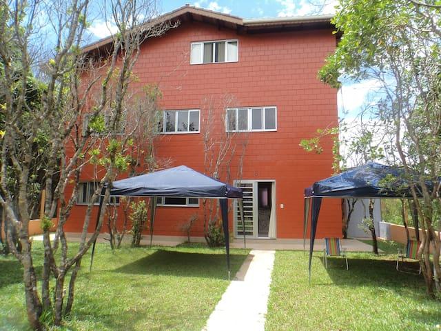 Quarto 4 em Casa Rústica - Cananéia - Cananéia - Huis