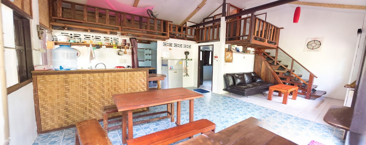 Lovely garden house, up to 7 people - Ko Chang - Dom